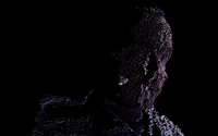 styro, portfolio, of, of kinect point cloud